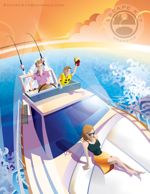 illustration for the FLIBS 2014