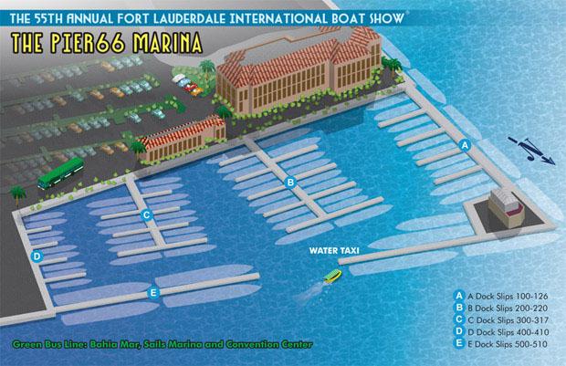 Pier 66 Marina