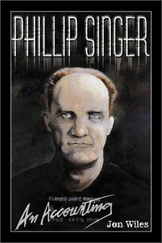 Phillip Singer book cover illustration