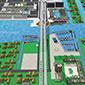 Illustrated Map of Marinas