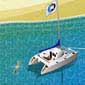 Catamarans Illustration