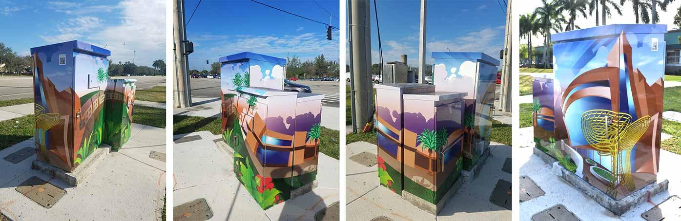 City Center street art