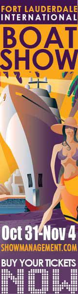 Boat Show illustration banner