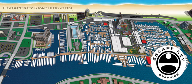 FLIBS 2015 map
