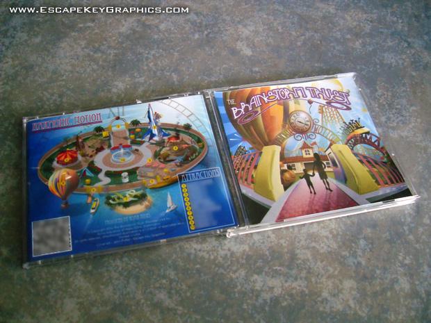 CD illustrations